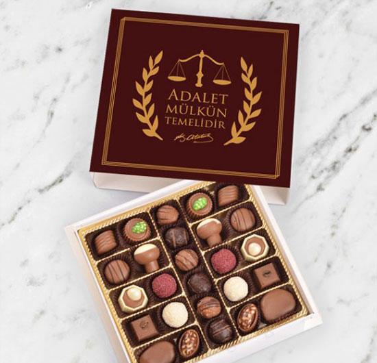 Adalet Çikolatası