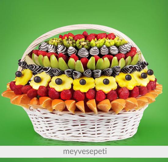 Vip Fresh Basket Meyve Sepeti
