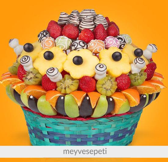 Mix Fresh Taste Meyve Sepeti