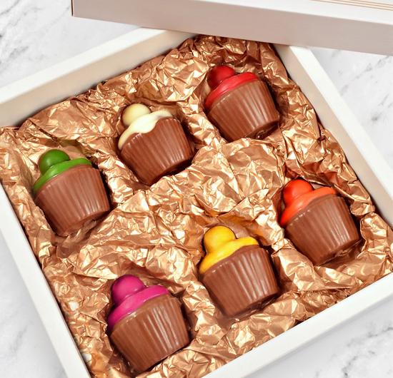 Cupcake Çikolatası