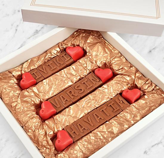 İyi ki Varsın Hayatım Çikolatası