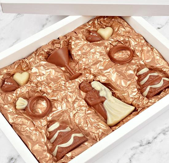 Gelin Damat Çikolatası 2