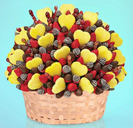 Sürpriz Parti MeyveSepeti