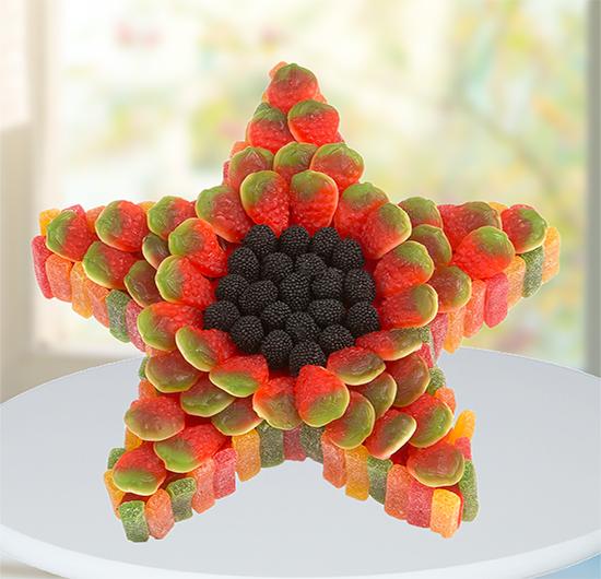 Meyvelerin Jelly Yıldızı