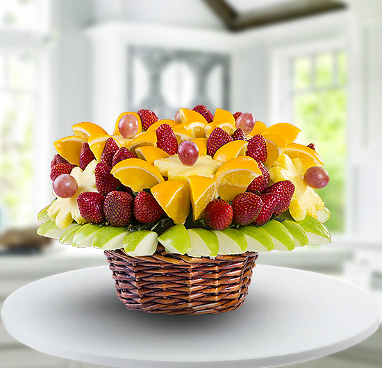 Adı Mutluluk Meyve Sepeti