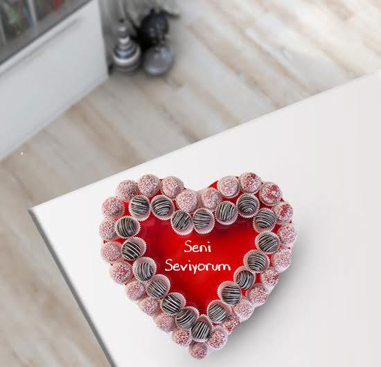 Seven Kalpler Sevgiliye Hediye
