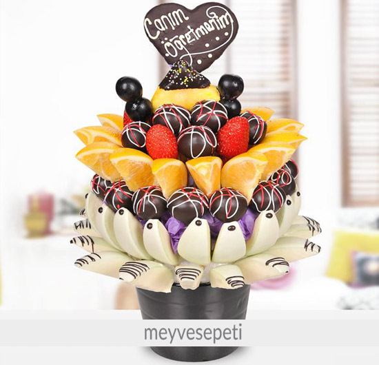 Chocolate Feast Meyve Sepeti