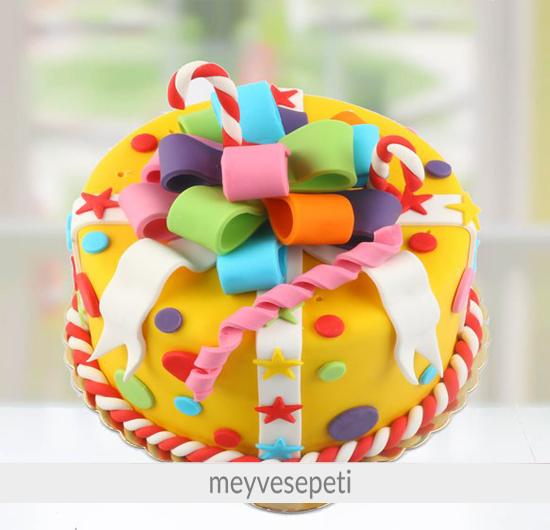 Renkli Butik Pasta