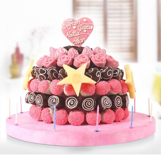 Lucky Year Doğum Günü Pastası