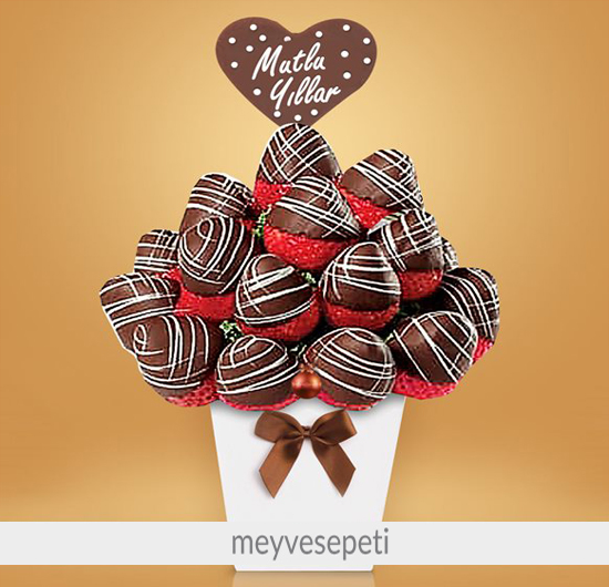 Strawberries Taste Meyve Sepeti