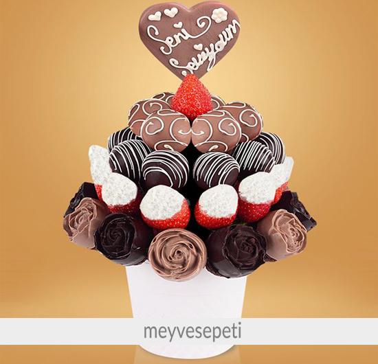 Love Taste Meyve Sepeti