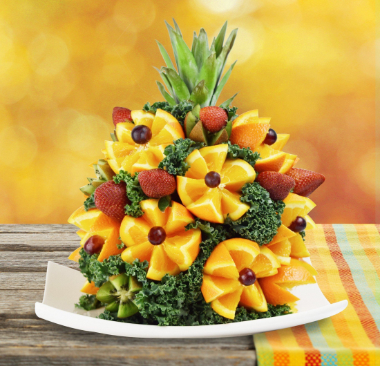 Tropicana Fruit Bouquet